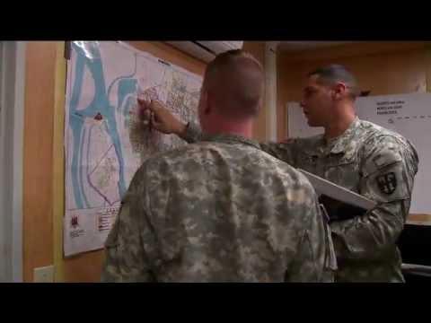 US Army MOS 35F - Intelligence Analyst