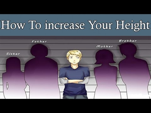 How To Grow Taller ? Top 6 Secrets That Will Help You Increase Your Height