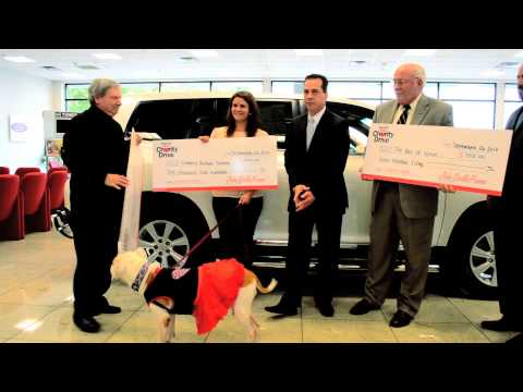 Route 22 Toyota Charity Drive Donation Event