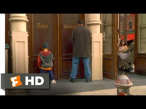 Big Daddy (2/8) Movie CLIP - To Pee or Not To Pee (1999) HD
