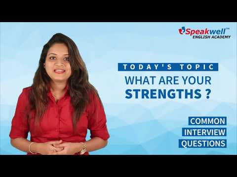 Interview Answers on Strength