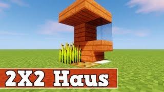 Wie Baut Man Ein Kleines Haus In Minecraft Minecraft Klein - Minecraft cooles haus bauen anleitung