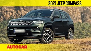 2021 Jeep Compass facelift - 5 things to know | First Look | Autocar India
