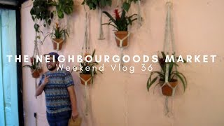 JOHANNESBURG DAY 2    Weekend Vlog 36