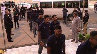 Srilanka cricket team arrived in Karachi Pakistan | 24 September 2019