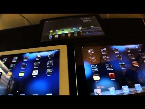 New iPad vs iPad 2 vs Transformer Prime Battery Life