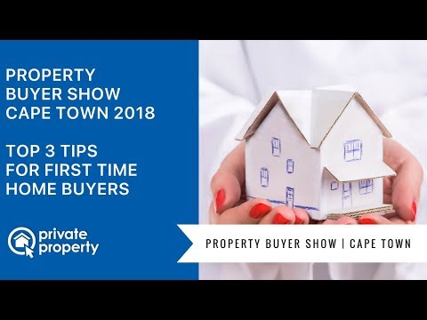 Property Buyer Show 2018 Cape Town   Top 3 tips for first time home buyers