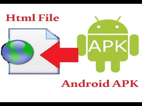how to convert website into android apk