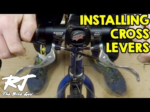 Installing Cross/Inline Brake Levers