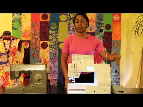 Sewing Machine Speed Reducer Instructions