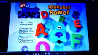 BLUE'S ROOM- Alphabet Power