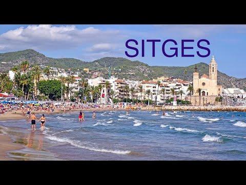 Sitges - Spain 4K