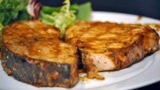 Reel Flavor Grilled Swordfish
