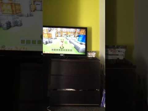 Minecraft PS3 snowball mode