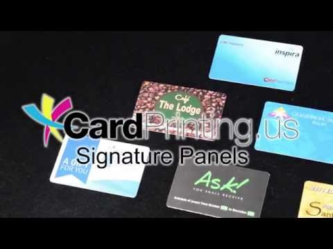 Signature Panels