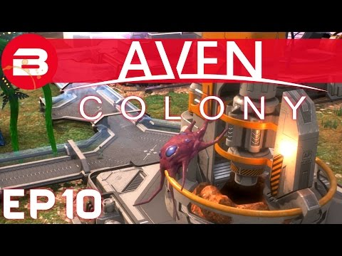 Aven Colony Gameplay - INFECTED! #10 (Let's Play Aven Colony Beta)