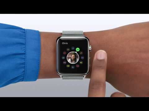 Apple Watch — Guided Tour: Phone Calls