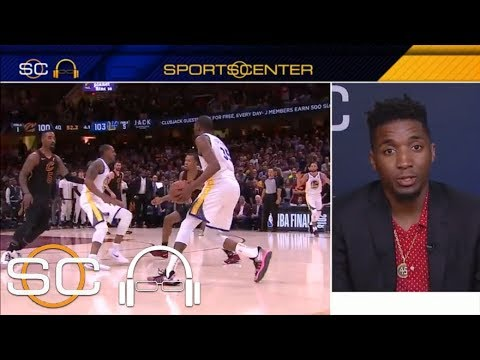 Donovan Mitchell praises Kevin Durant: 'It's scary' to defend him | SC with SVP | ESPN