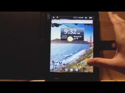 Next3 Tablet Review - NextBook 8.4