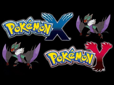 How to Catch Noibat and Evolve to Noivern - Pokemon X & Y (QUICK/EASY METHOD)