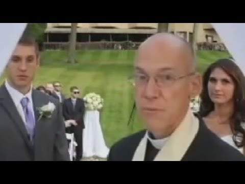 Angry Priest Scolds Wedding Photographer Mid-Ceremony