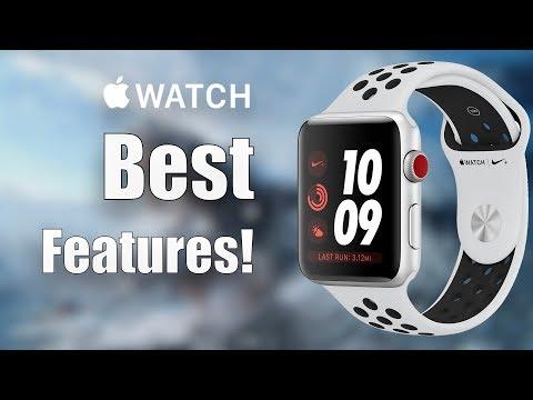 Apple Watch Best Features!