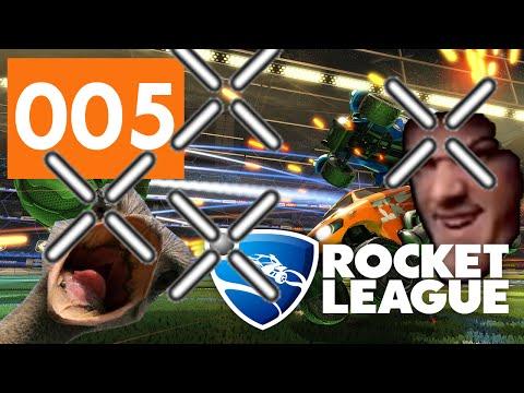 Rocket League [005] - Nice Luck beim Teamplay