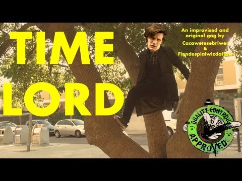 Time Lord   GAG two