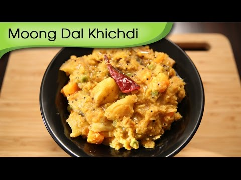 Moong Dal Khichdi | Easy To Make Indian Main Course Recipe | Ruchi's Kitchen