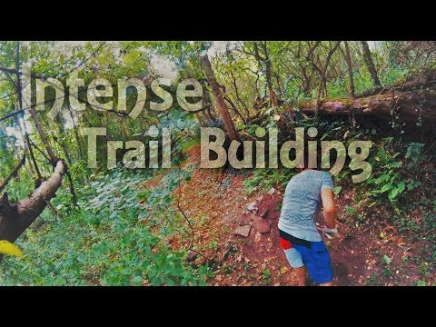 New Jumpline ! | Intense MTB Trail Building #6