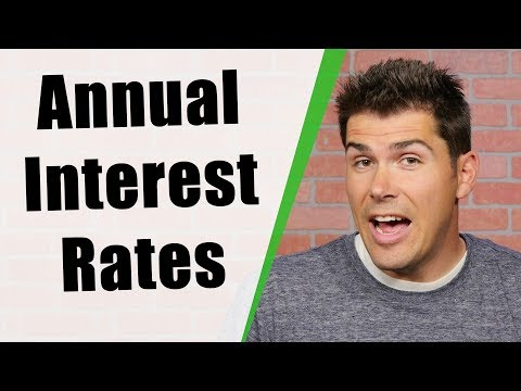 How to Calculate Interest Rates
