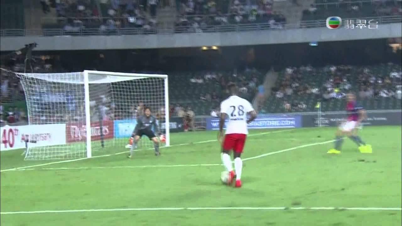 傑志 Kitchee 對 巴黎聖日耳門 PSG