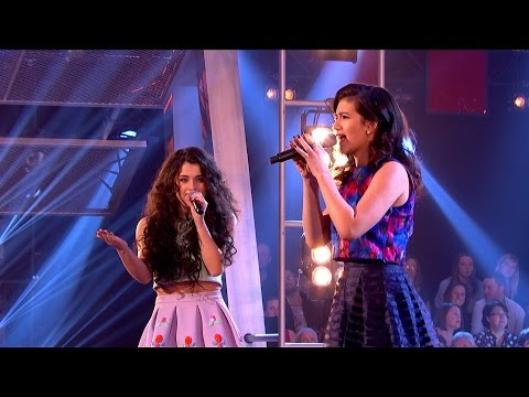 Claudia Rose Vs Rosa Iamele: Battle Performance - The Voice UK 2015 - BBC One
