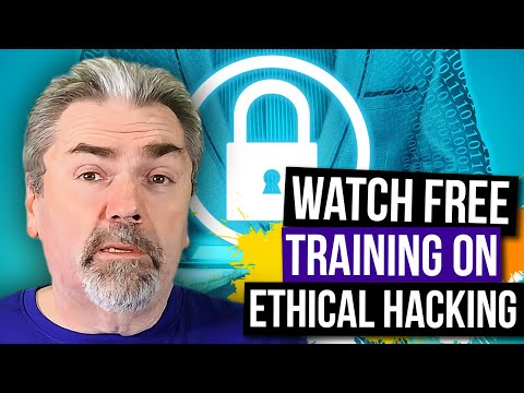 Sample Course Training - Ethical Hacking Course: Protect Yourself From Being Hacked - Official