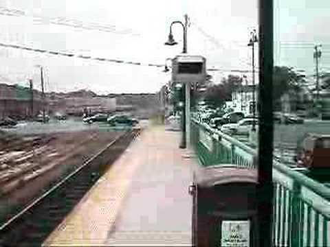 Port Jefferson Railroad Station