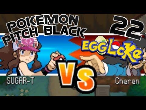 Pokemon Pitch Black Egglocke- #22- AMAZING EGG HATCH!- Pokemon Black & White Hack