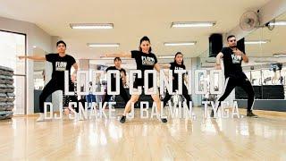 Loco Contigo - Dj Snake, J Balvin, Tyga - Zumba - Flow Dance Fitness
