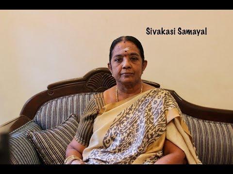 வாழ்வியல்.......Episode 76  / Sivakasi Samayal / Video - 509