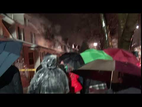 House fire on set of Blue Bloods