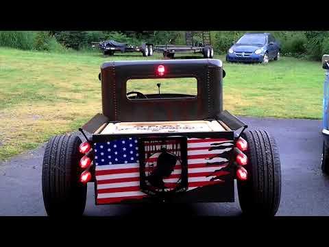 1929 Ford Model A Rat Rod Truck Custom Built 2017