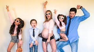 BABY MAMA DANCE!!! | Familia Diamond