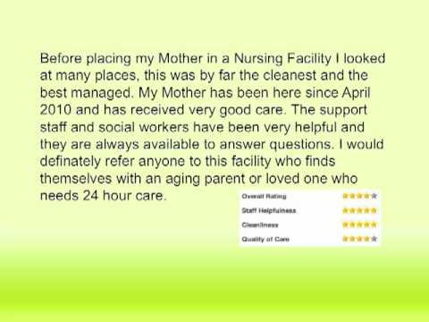 Reviews of Top 10 Nursing Homes in New York - Best New York Nursing Homes