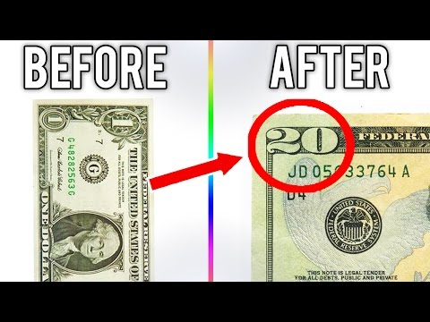 TRICK ANYONE TO GIVE YOU $20 (Life Hacks)