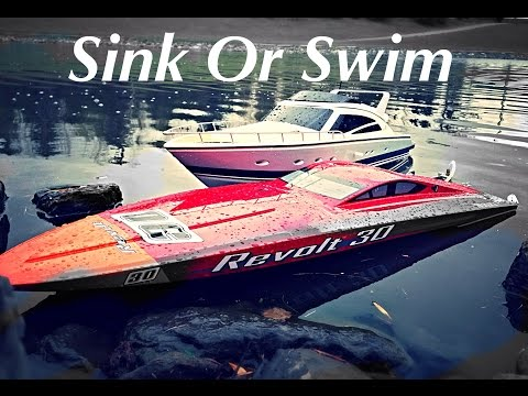 Atlantic Yacht & Revolt 30 Sink or Swim