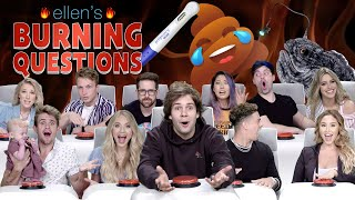 YouTubers Take On Ellen's 'Burning Questions'