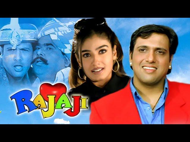 Download Rajaji {HD} - Hindi Full Movies - Govinda - Raveena Tandon  - Bollywood Movie - (With Eng Subtitles) MP3 Gratis