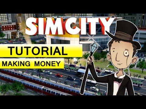 ►Sim City Tutorial: Making Money / Simoleons
