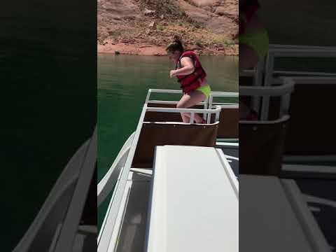 Water Slide Wedgie