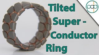 Making an Off-Axis Superconductor Ring