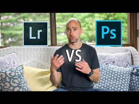 Photoshop vs Lightroom for Beginner Photographers